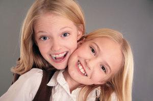 Herausnehmbare Zahnspangen für Kinder
